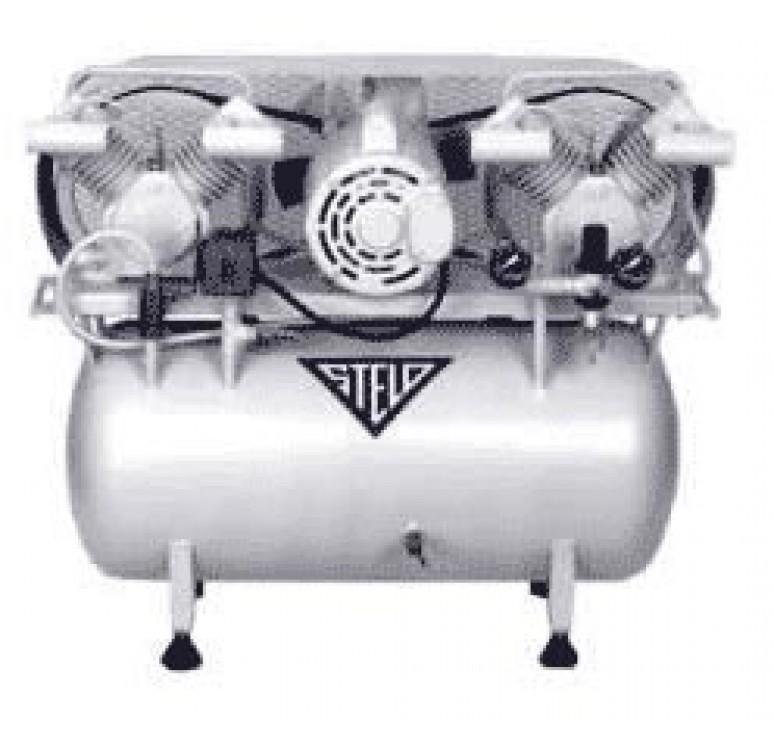 Compressor Odontológico Stelo 246 Branco